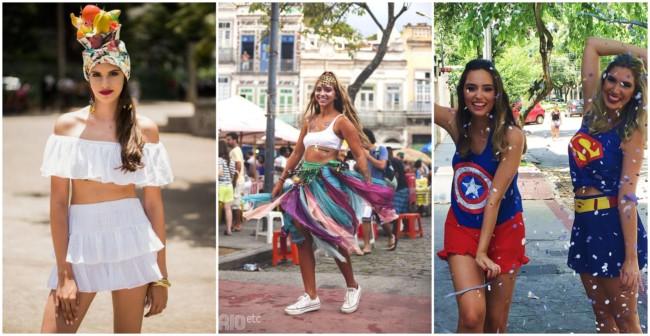 Fantasias femininas para Carnaval 3