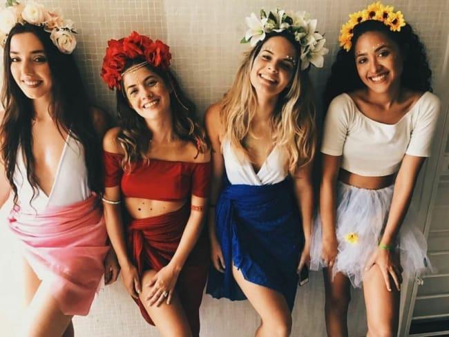 Fantasias simples e baratas femininas para carnaval