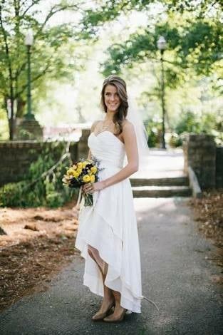 Noiva Casamento Country