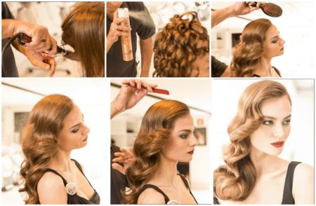Penteados simples para casamento com cabelo solto