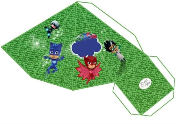 cone Kit festa PJ Masks