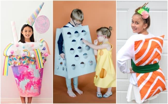 fantasias criativas de carnaval para crianças