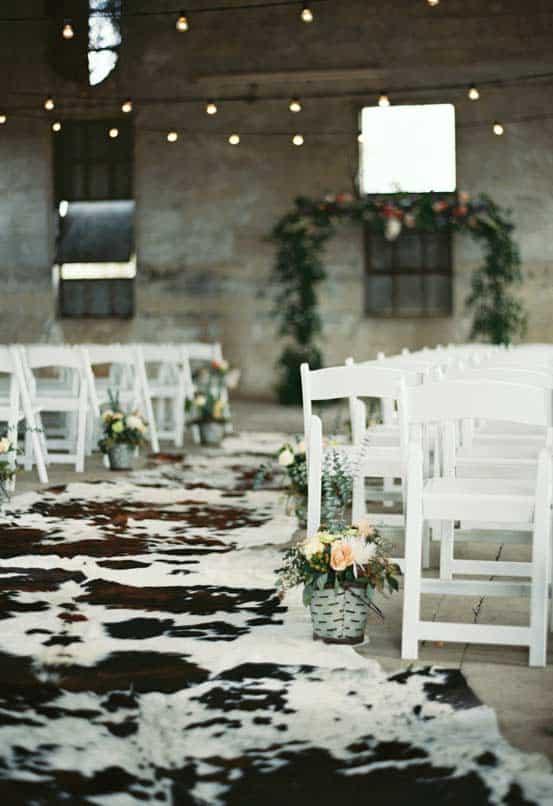 salão de Casamento Country