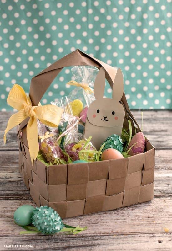 cesta de páscoa barata para namorado(a)