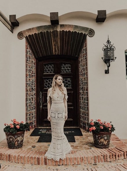 vestido de noiva sereia estilo boho