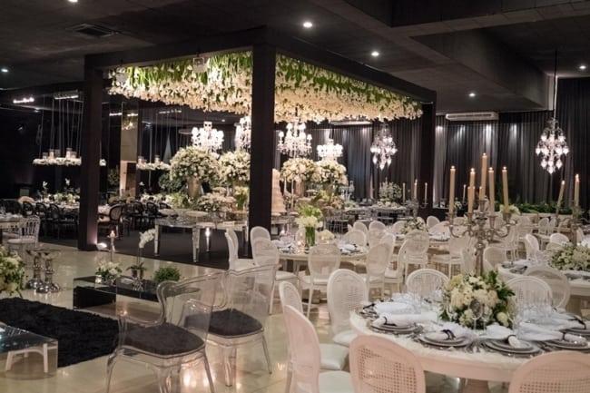 casamento clásssico e luxuoso