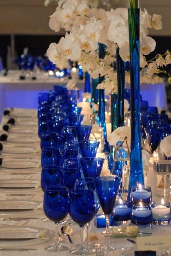 Casamento Azul Royal ideias