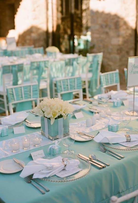 Casamento Azul Tiffany