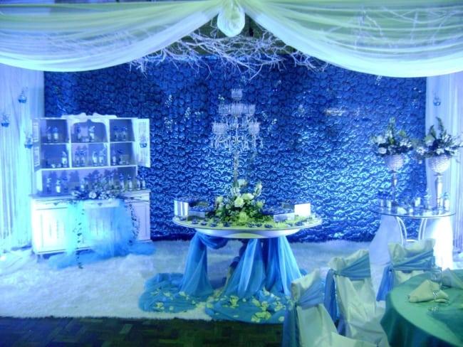 Dica de Casamento Azul Royal