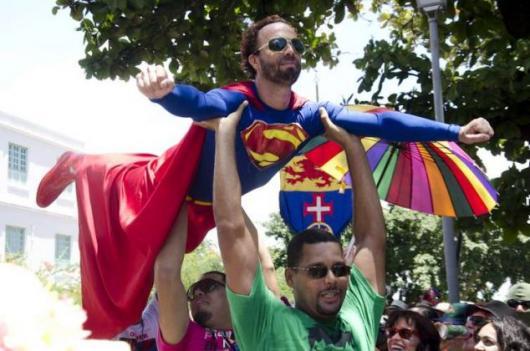 Fantasia de Carnaval masculina de Super Homem26