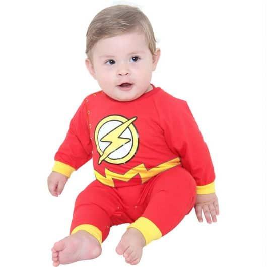 Fantasia de Carnaval para bebê de Flash9