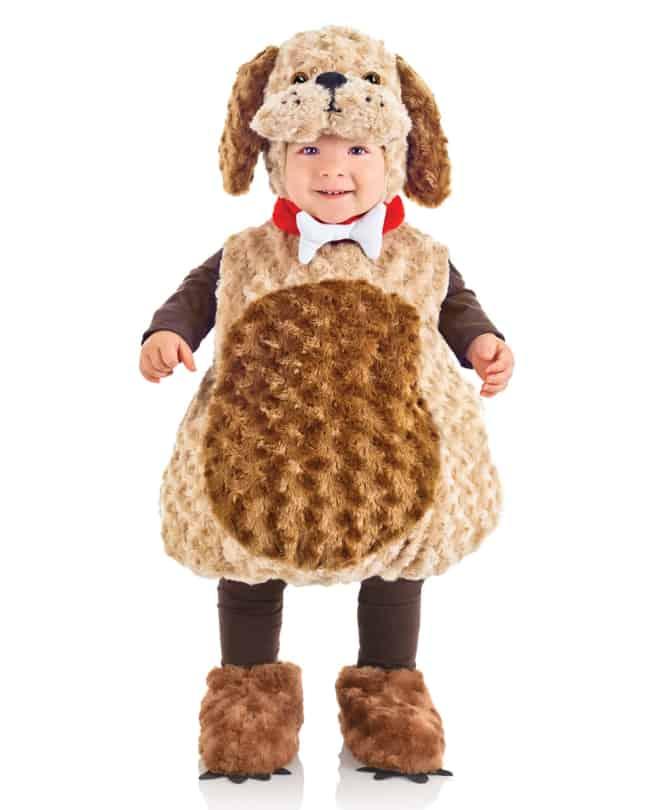 Fantasia de Carnaval para bebê de cachorrinho54