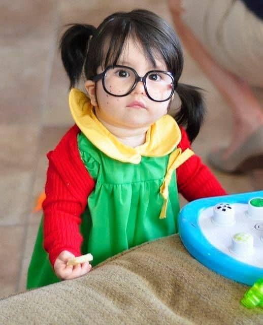 Fantasia de Carnaval para bebê menina de Chiquinha51
