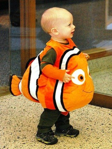 Fantasia de Carnaval para bebê menina de Nemo55