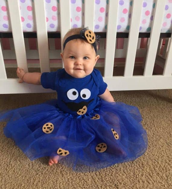 Fantasia de Carnaval para bebê menina33