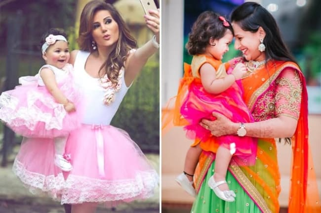 Fantasias de Carnaval para mãe e filha de bailarina56