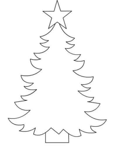 Moldes de lembrancinhas de Natal ideias