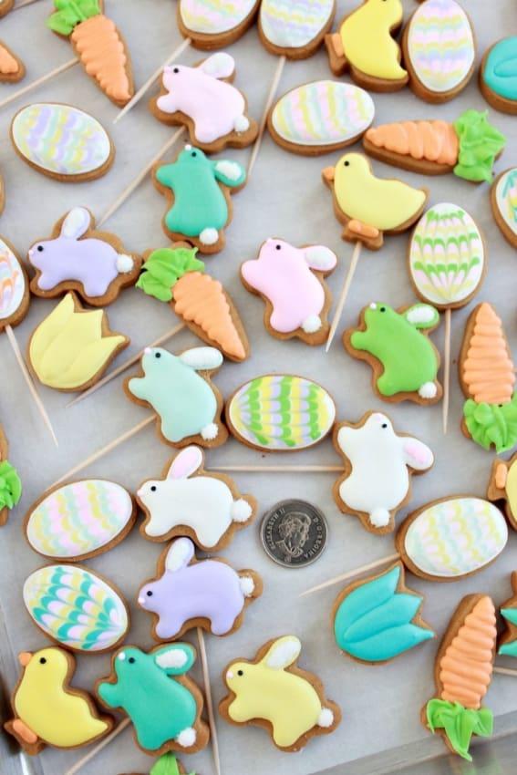 biscoitinhos de Páscoa