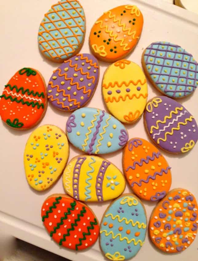 biscoitos de ovinhos