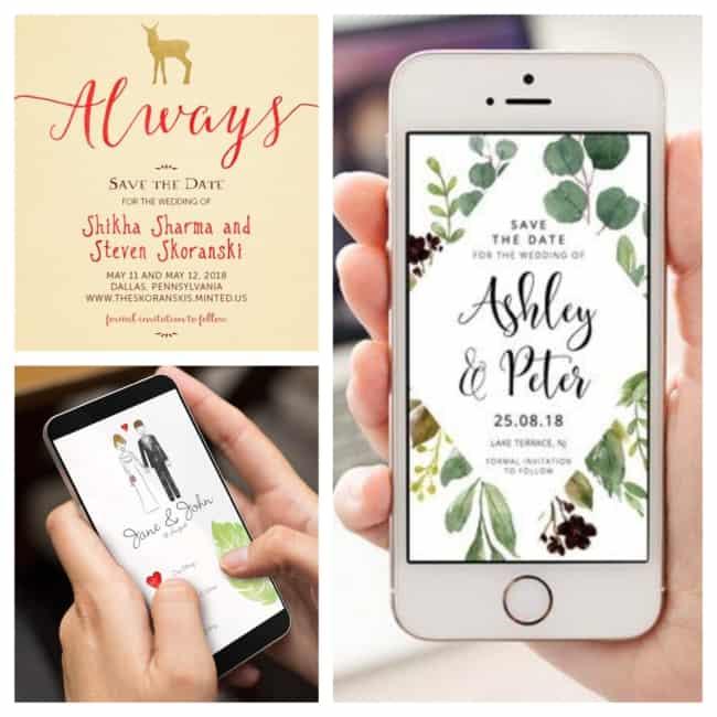 como fazer Convite de casamento online