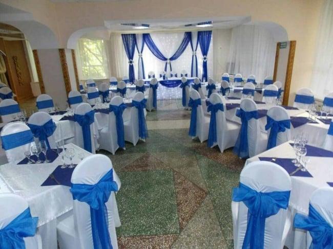 dicas de Casamento Azul e Branco