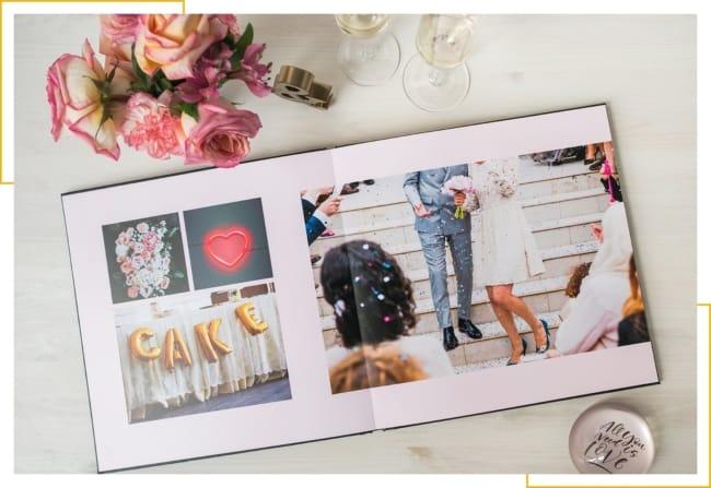 Álbum de casamento fotolivro14