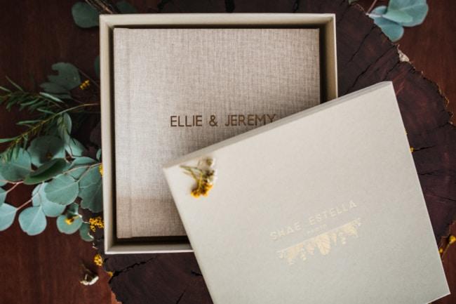 Álbum de casamento na caixa37