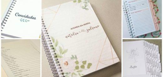 0 agenda da noiva
