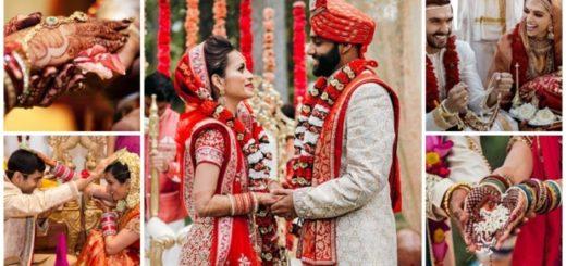 como fazer um casamento indiano