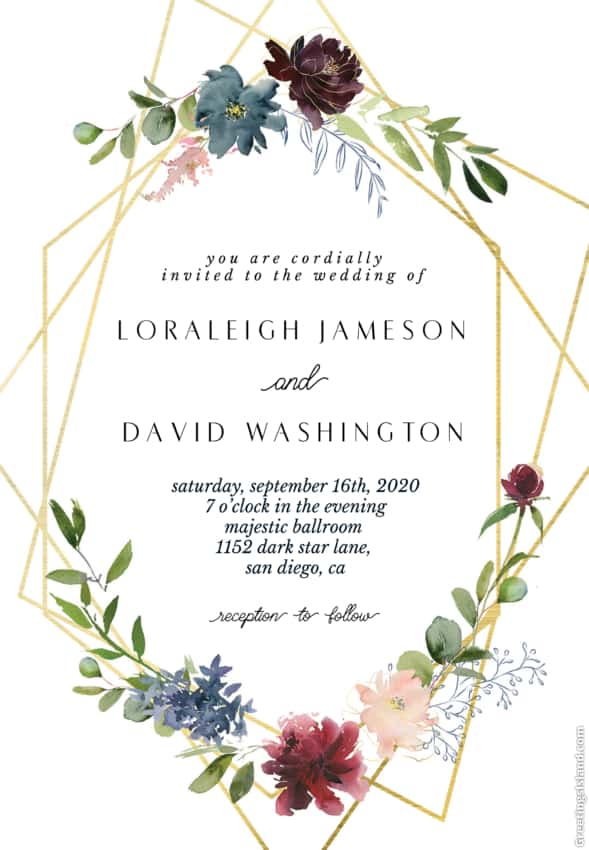 sites para fazer convite de casamento