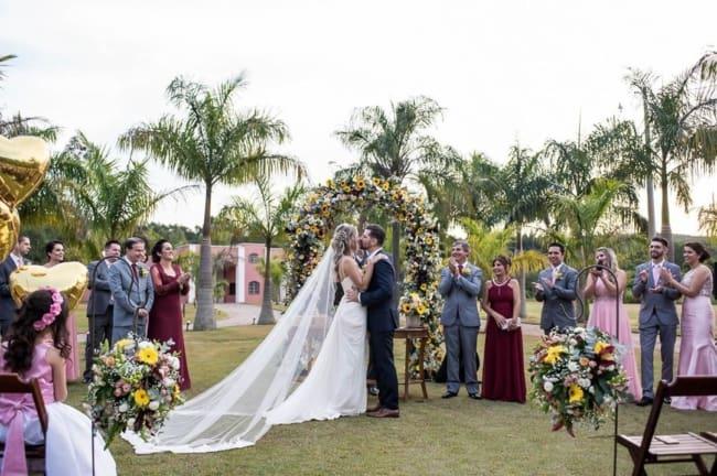 Casamento de dia 5