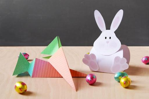 Faça caixinhas lindas para presentear ou vender na Páscoa