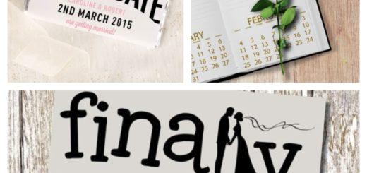 Save the Date como fazer
