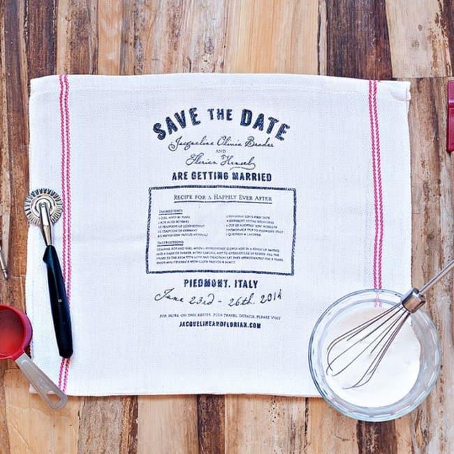 Save the date criativo ideias