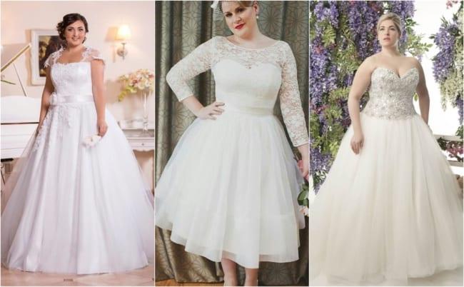 Vestido de noiva evasê 2