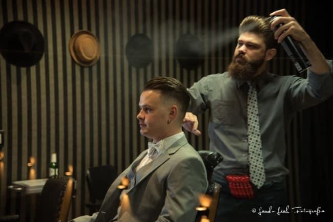 dicas de making of do noivo na barbearia