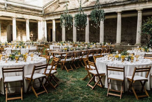 festa de casamento em Portugal