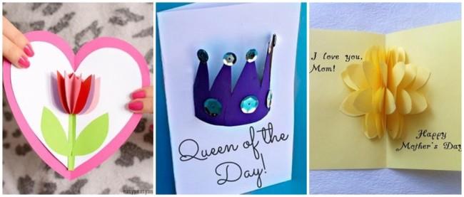 modelos de cartões 3D dia das mães