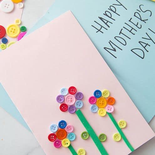 capa criativa para cartão dia das mães