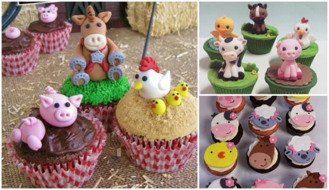 Cupcake fazendinha 3 1