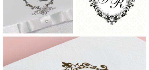 brasão de casamento