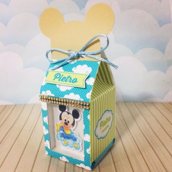 caixa milk mickey azul 1