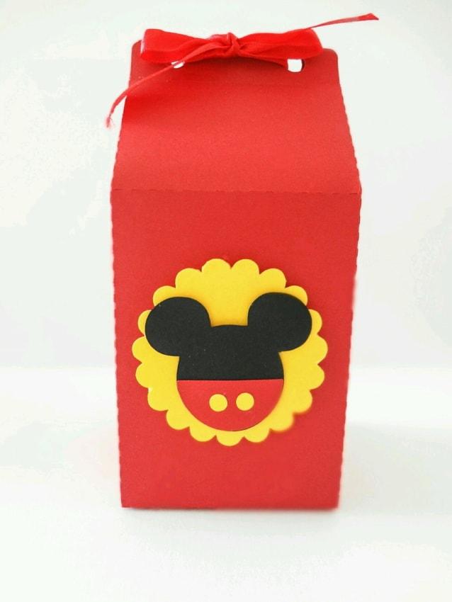 caixa milk mickey simplles