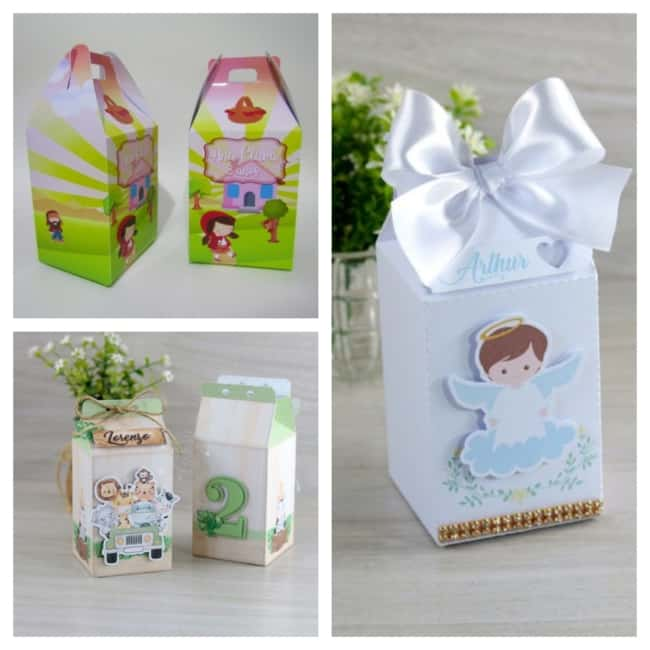 ideias de Caixa Milk