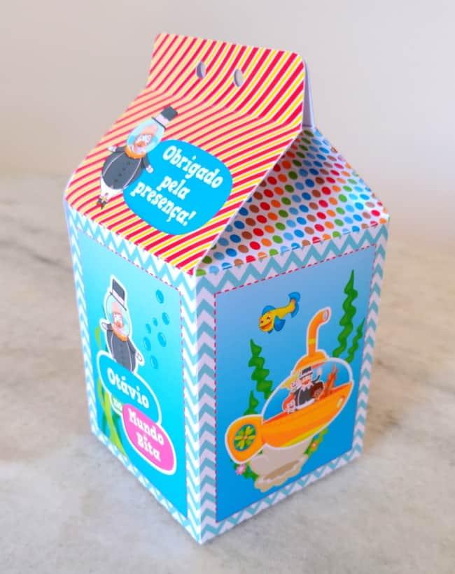 linda caixa milk mundo bita