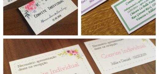 modelos de convite individual