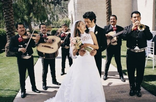 Banda para casamento