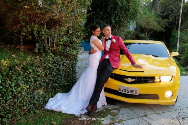 camaro para casamento