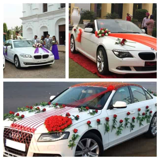 carro para casamento