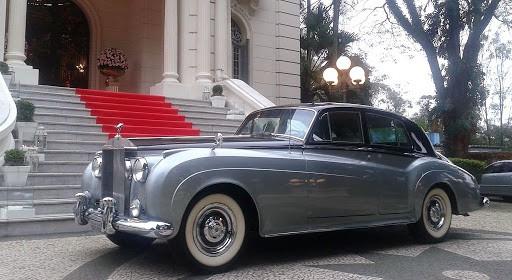 casamento com Rolls Royce